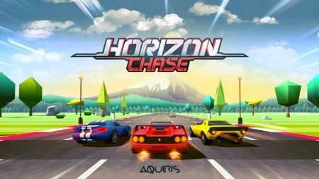 A love letter to all the fans of 8 and 16 bit racing games by Aquiris Game Studio.