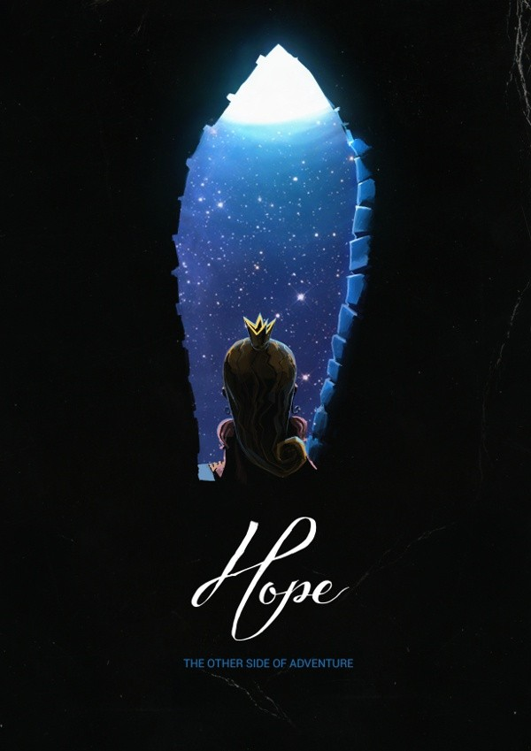 Hope is the first game brought to you by Mr. Roboto, and it will not leave anyone indifferent. Starting with the concept itself, it will be more of an interactive experience than a videogame, bringing a whole new perspective over the classical motif of the hero rescuing the damsel in distress. For the first time ever, you will see the game universe through the eyes of the archetypical frail princess, incarnating her during the whole adventure. Loneliness, fear, boredom, anxiety… Will the Prince make it? Did he perish in the underwater level? How many lives does he have left?