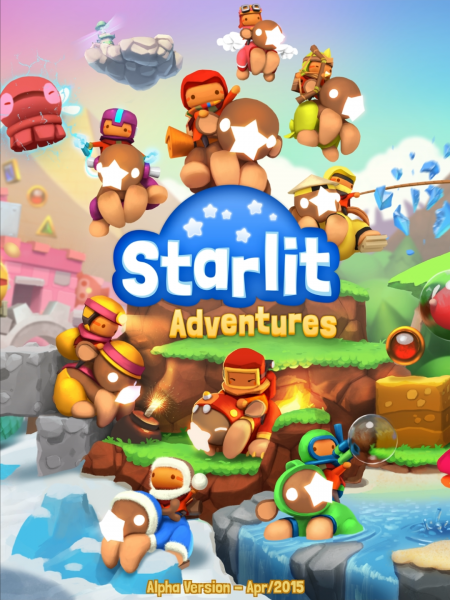 Starlit Adventures is an original platform-adventure game designed especially for touchscreen. It brings hours of fun with great controls, unique characters, beautiful visuals and a wide range of gameplay mechanics to deliver a valuable and memorable experience.
